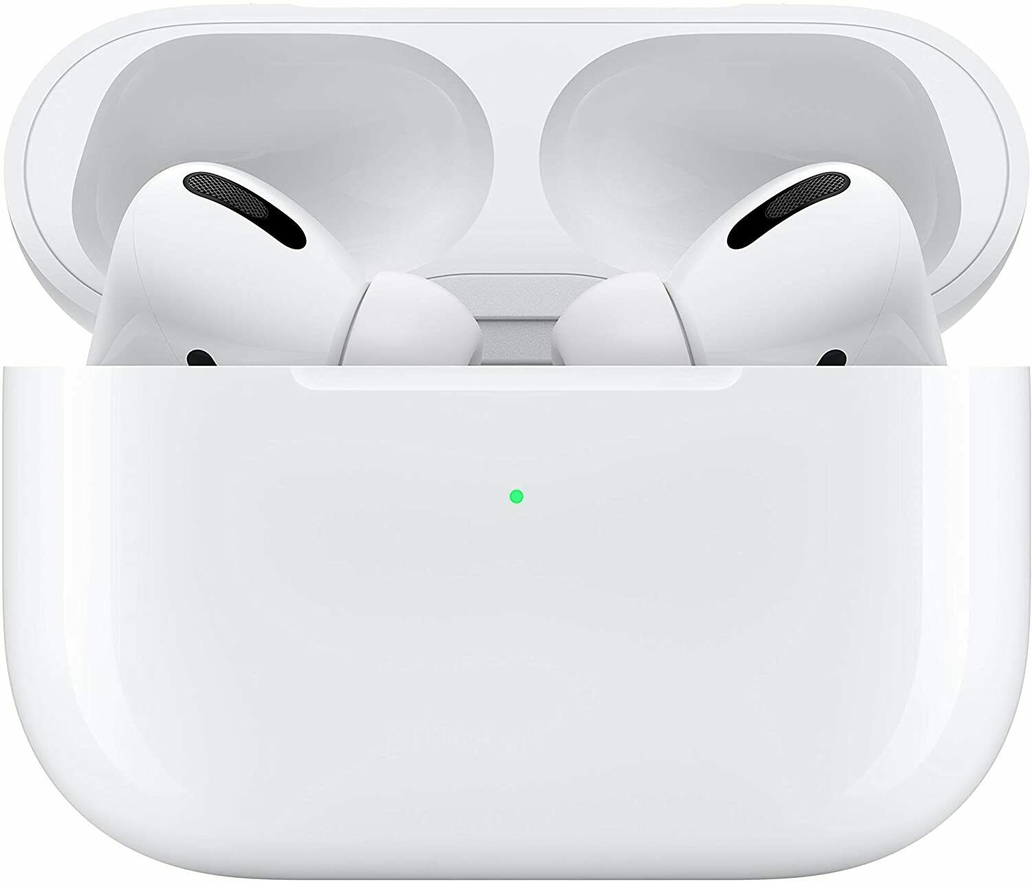 100% Authentic Apple AirPods Pro with Wireless Charging Case: Condition 8+