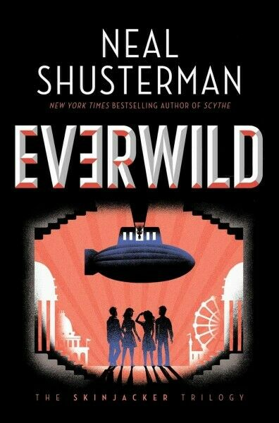 Everwild, Paperback by Shusterman, Neal, Like New Used, Free shipping in the US