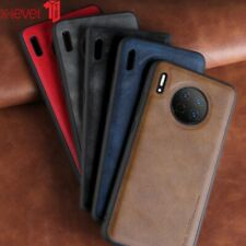For Huawei Mate 40 30 P40 P50 Pro Genuine X-Level Leather Shockproof Case Cover