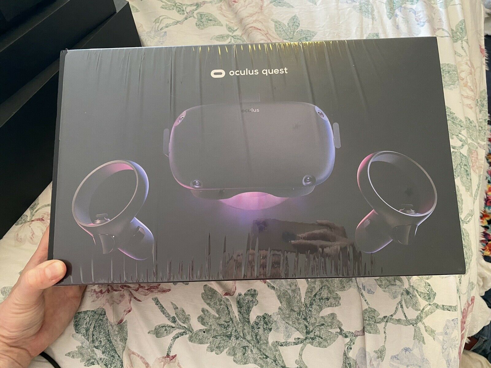 ‼️Oculus Quest 1 All-in-one VR Gaming Headset - Black, 64gb. #2‼️