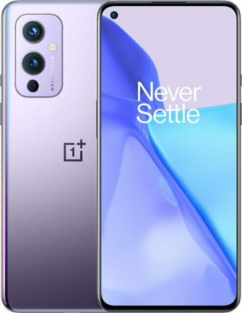 OnePlus 9 128GB -Black ( T-mobile Unlocked) A unlocked Excellent